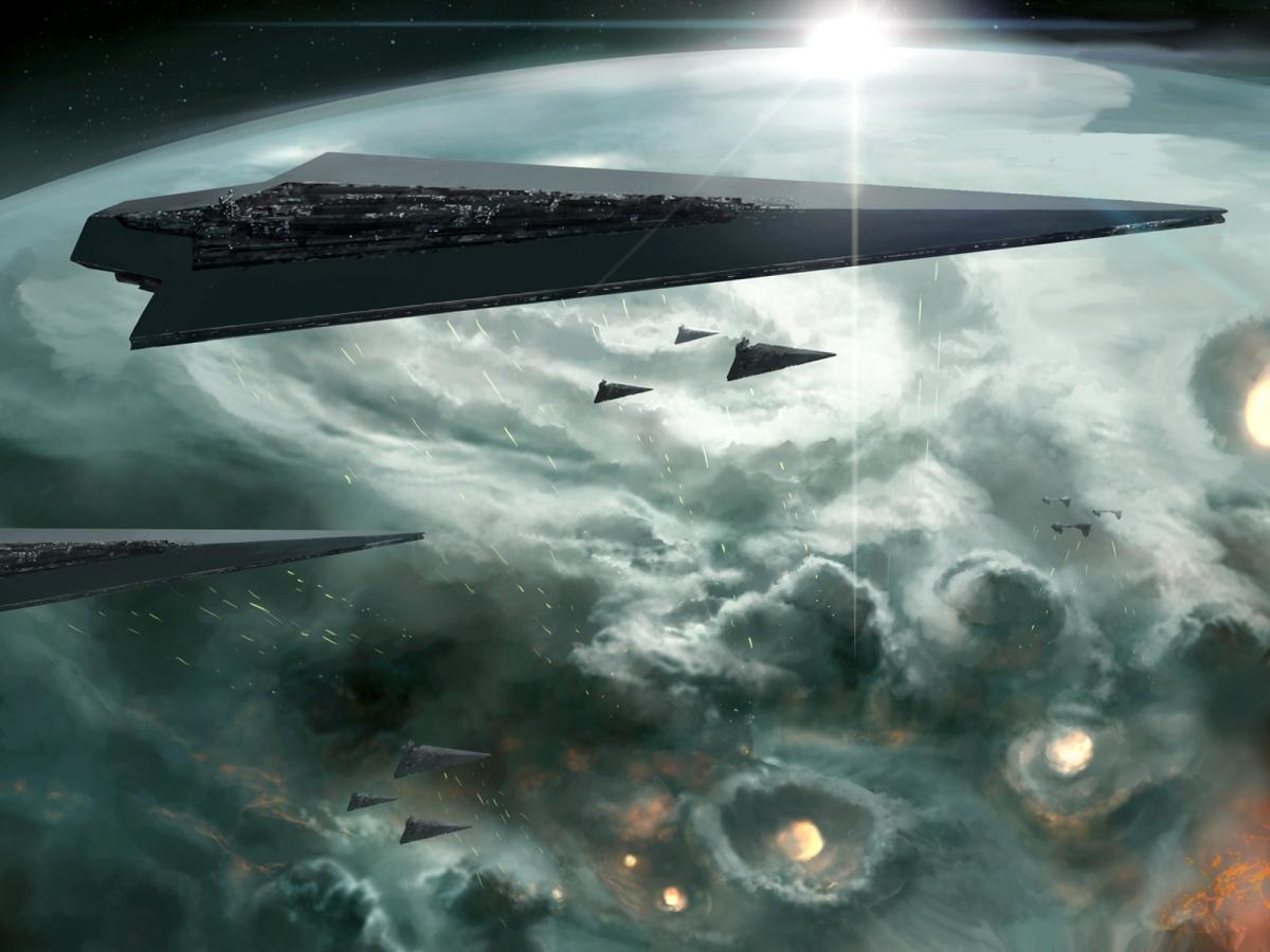 Stanje Galaksije Nakon Bitke za Endor