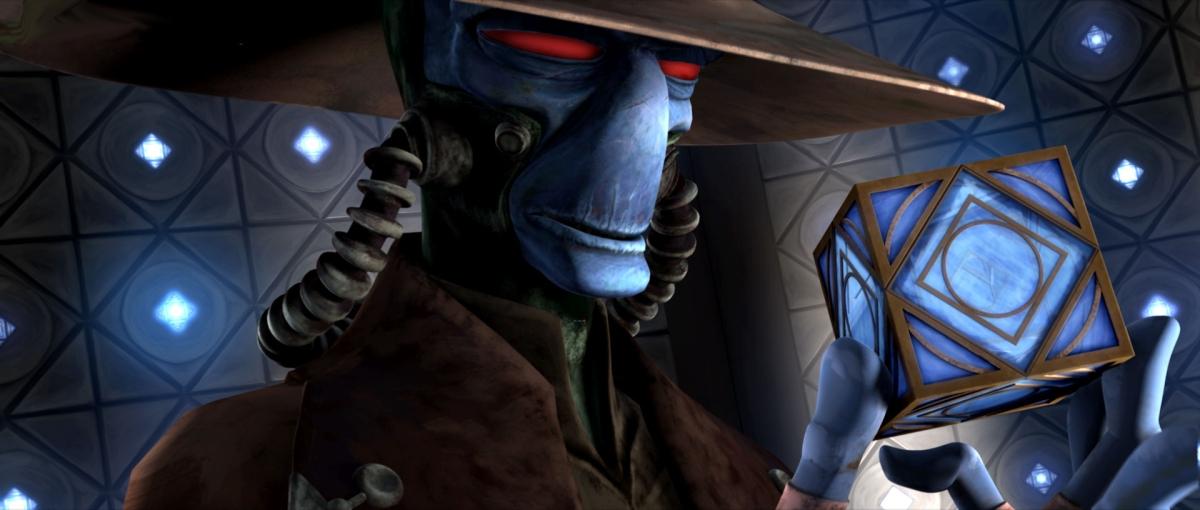 The Clone Wars - kronološki redoslijed epizoda