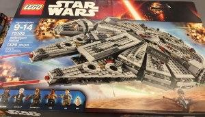 Lego Falkon 1