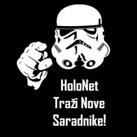 Vaš Star Wars podkast i video sadržaji na HoloNetu!