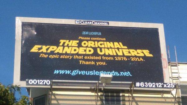 legends billboard