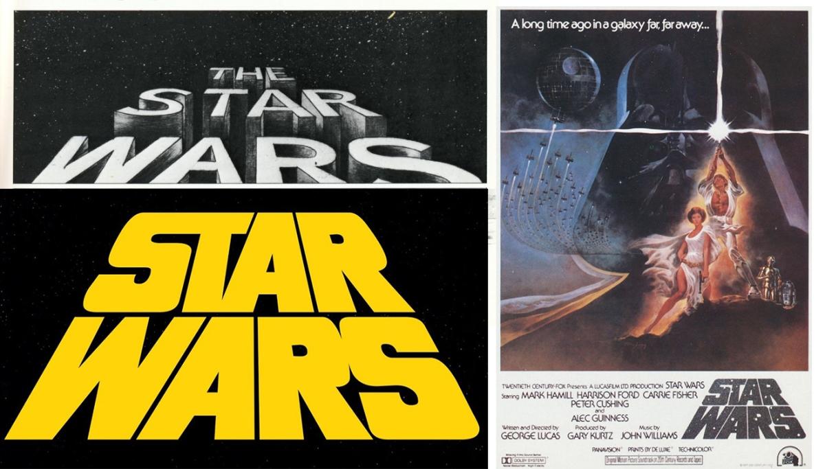 Star Wars logo: Evolucija vizuelnog identiteta franšize