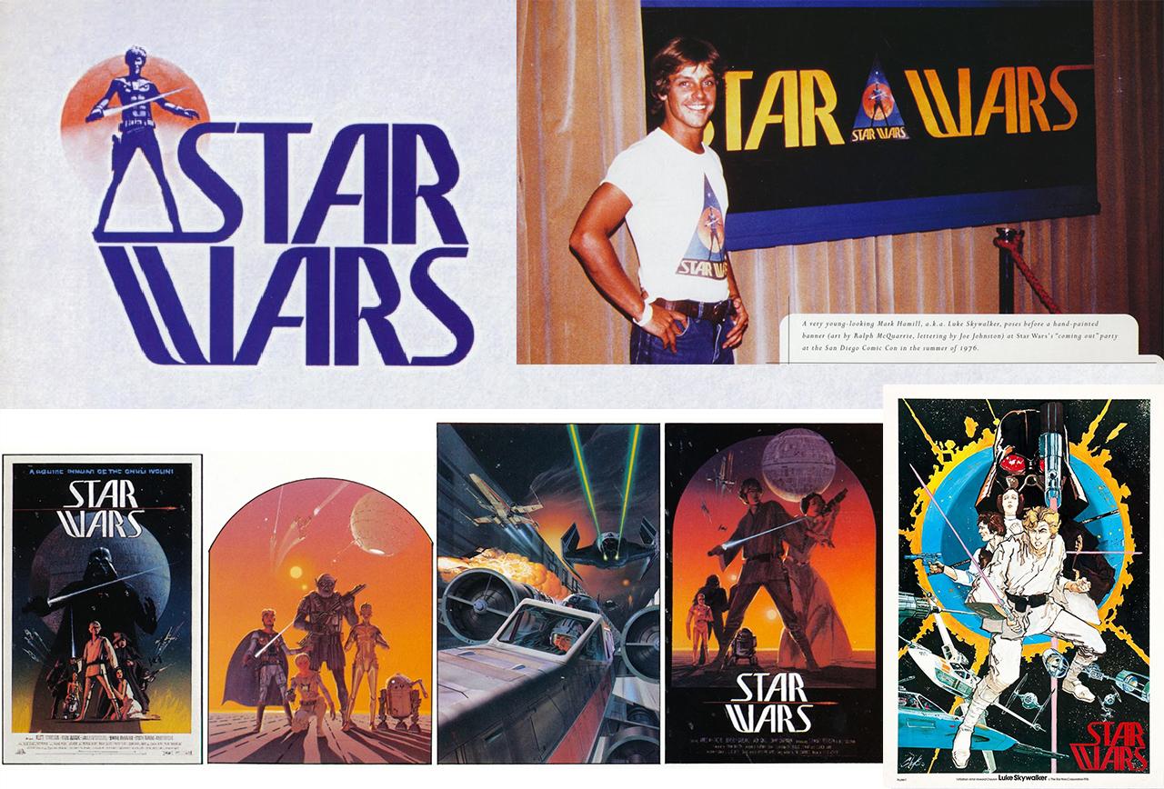 Mekvorijevi koncepti postera Epizode IV