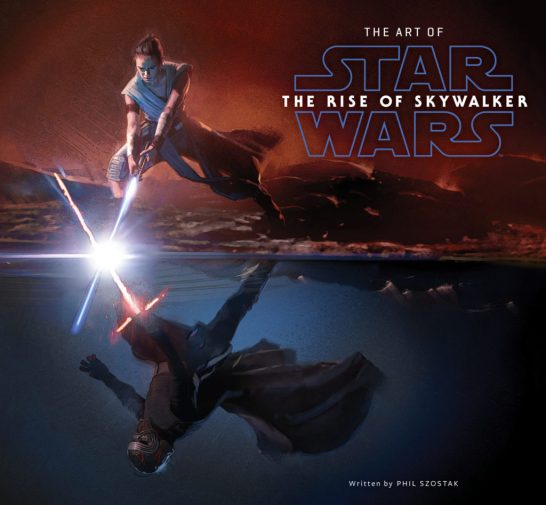 the art of star wars rise of skywalker