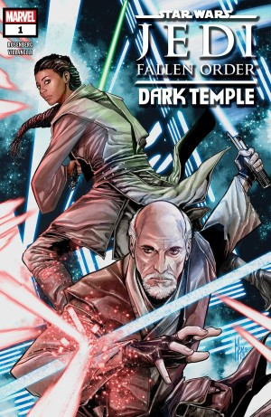 jedi fallen order dark temple strip naslovnica