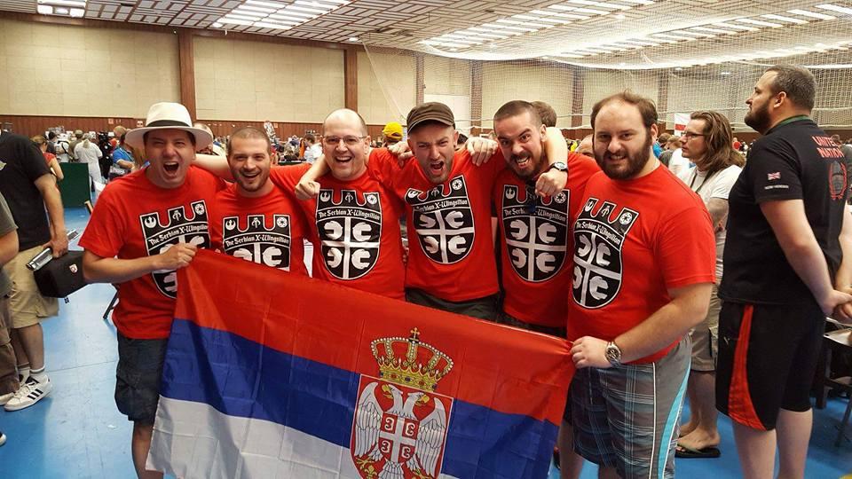 Reprezentacija Srbije u X-Wingu na ETC 2017