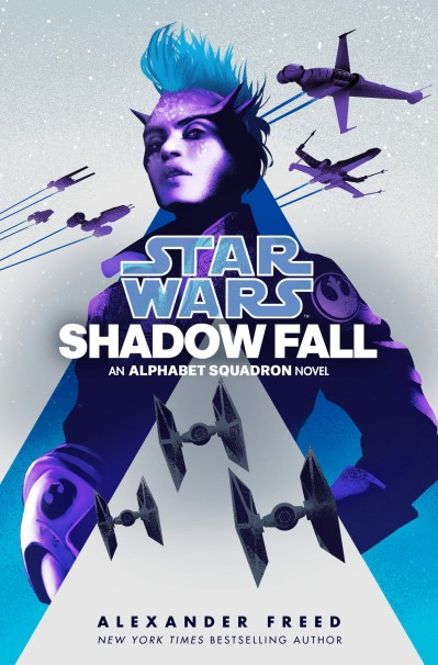 korice knjige star wars alphabet squadron shadow fall