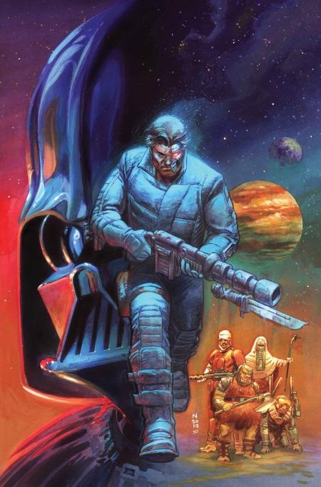 star wars target vader naslovnica stripa