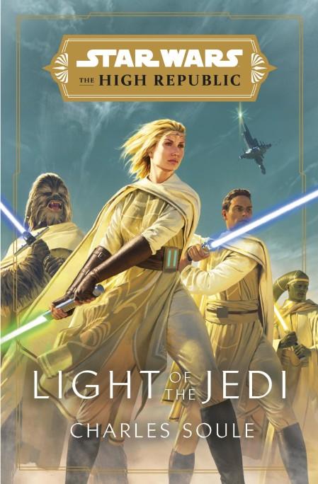 star wars knjiga light of the jedi naslovnica